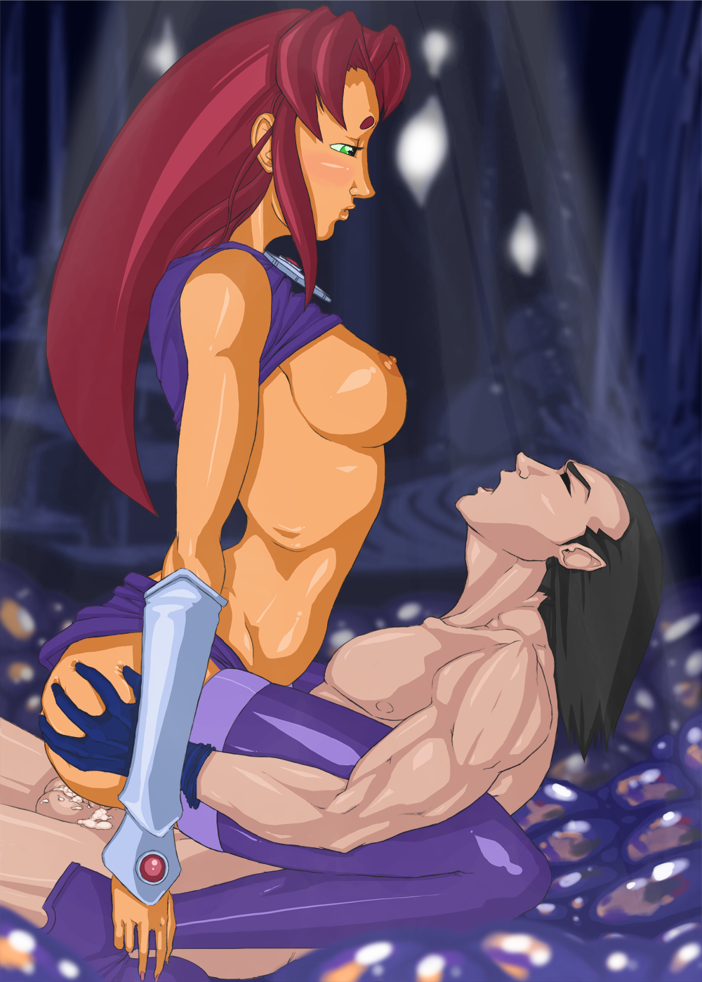Teen titans sex games