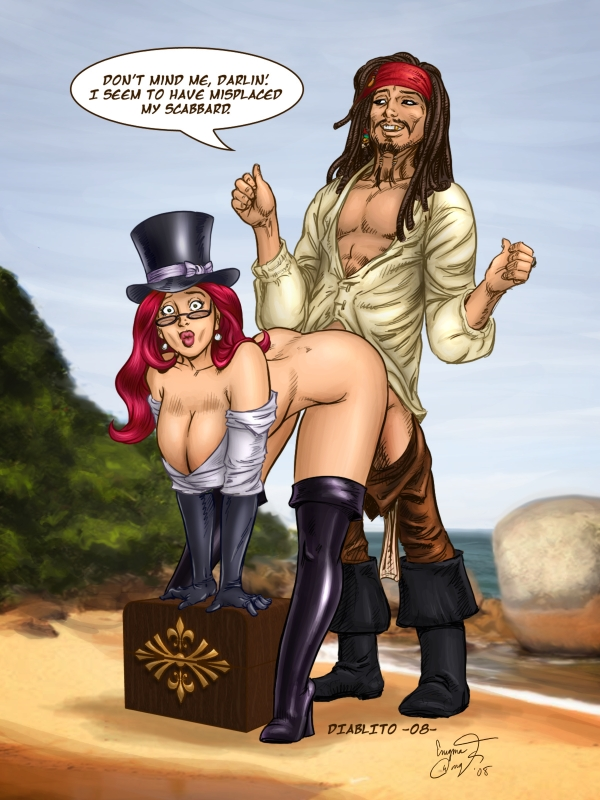 pirati porno пордия