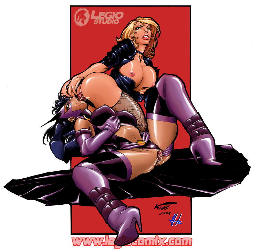 Huntress women full nude xxx porn picture