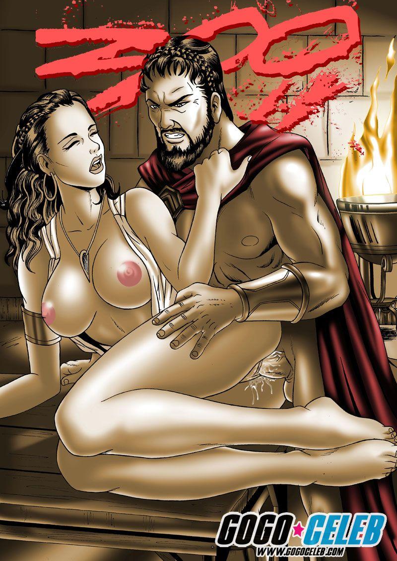 Спартанские оргии порно фото 488-660