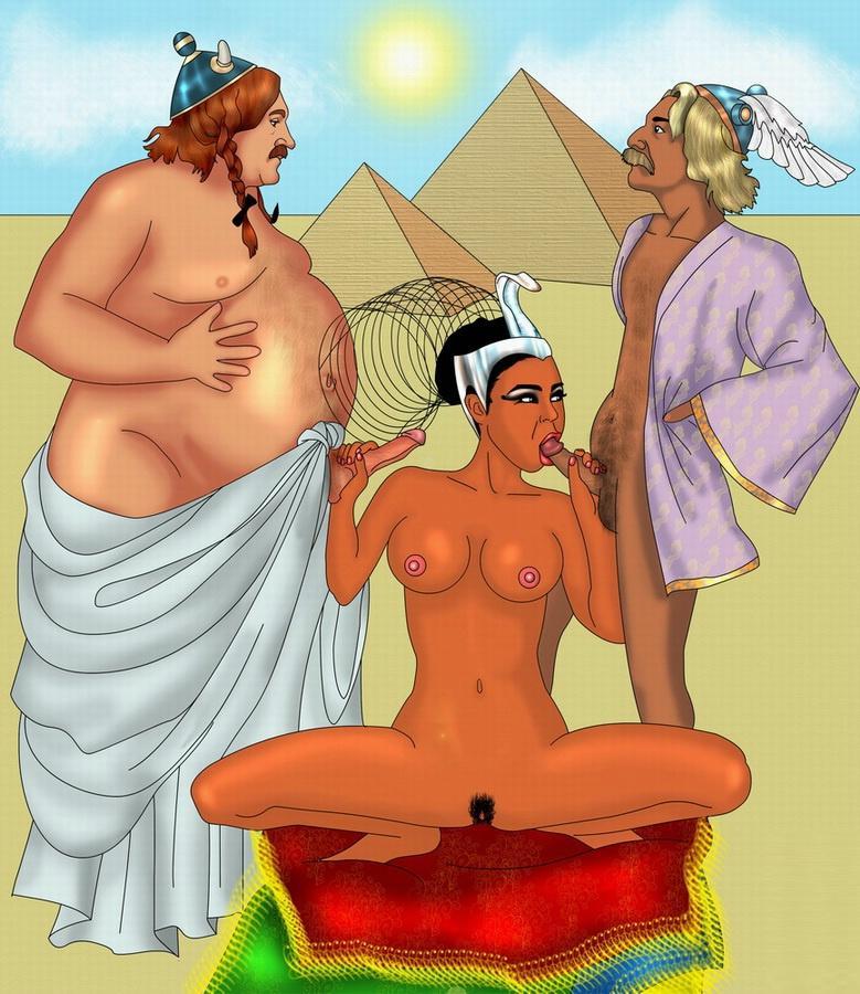 Порно фильмы клеопатра ххх страпоном