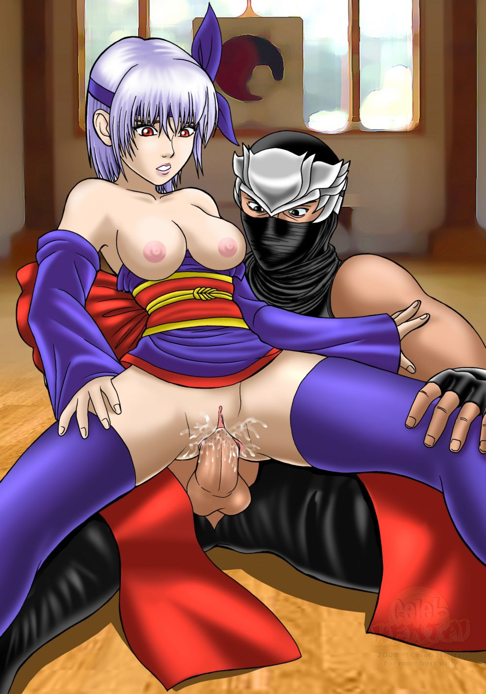 Female ninja porn games sexy movies