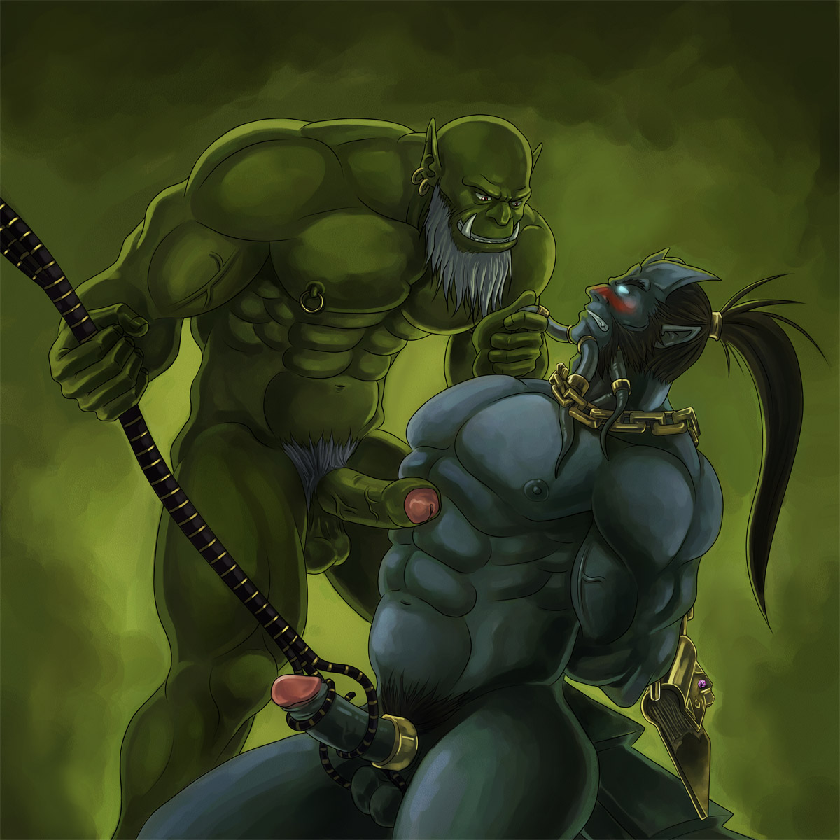 Fantasy massive orc dick fanfic naked images