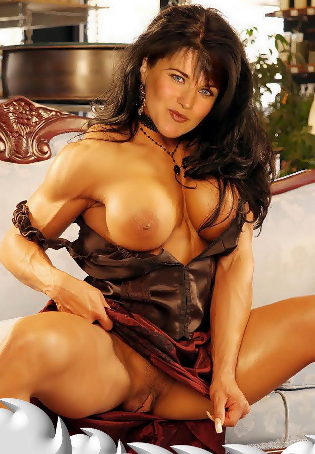 Люси лоулесс фото порно