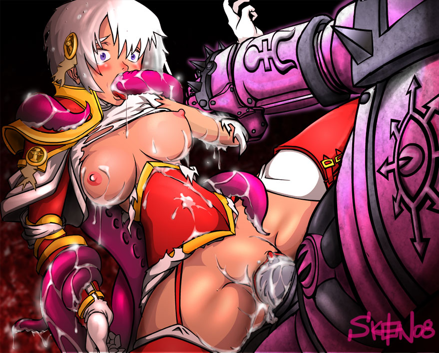 порно warhammer картинки