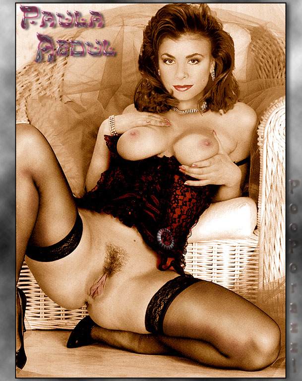 Paula abdul tits and cameltoe pictures nude 5