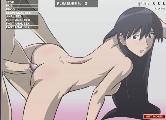 Смотреть хентай анальный секс онлайн 20 фотография