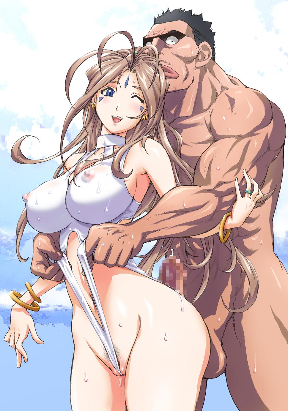 Ah my goddess manga hentai