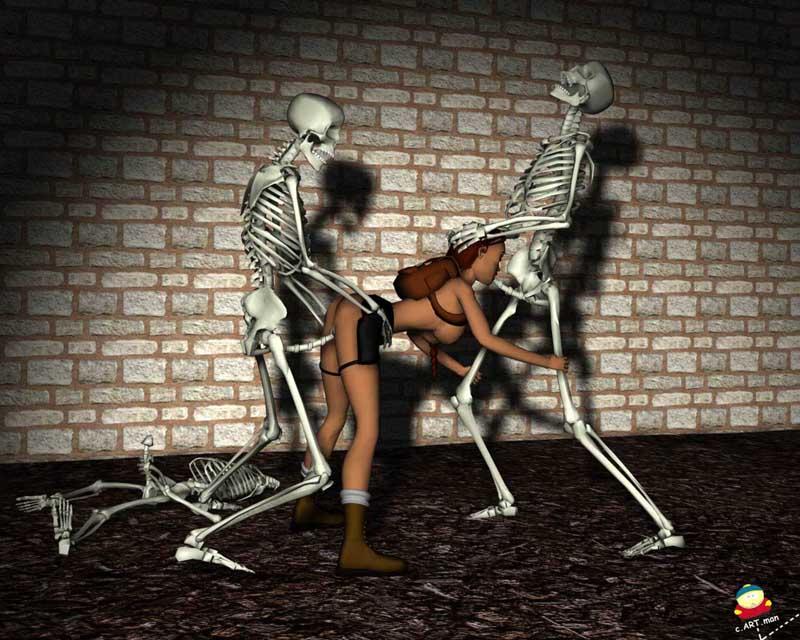 Skeleton xxx