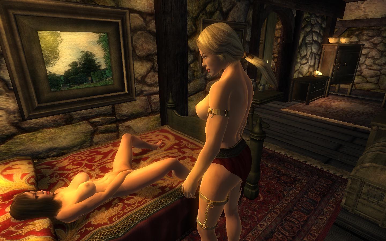 Naked oblivion by felsala
