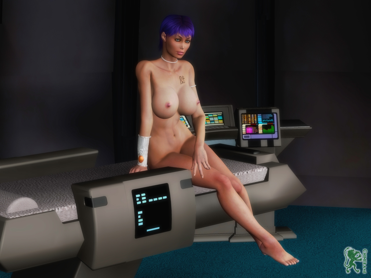 Tripping the rift naked pictures