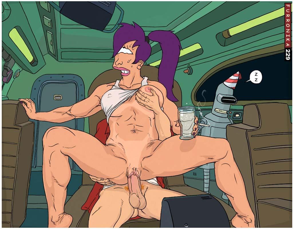 futurama-porno-lila