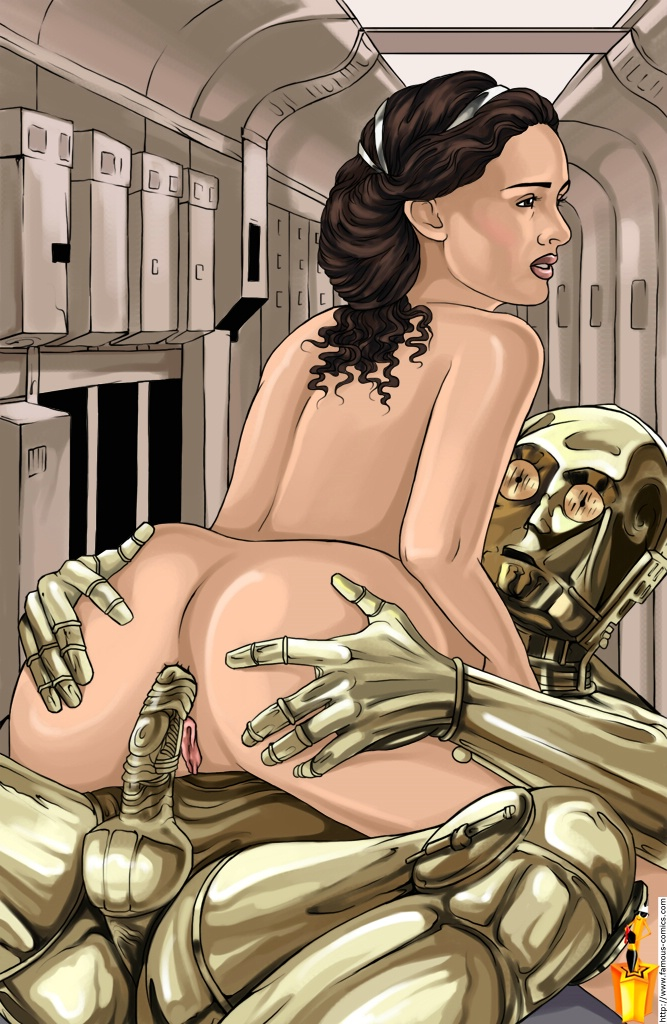 Star wars chick fucked