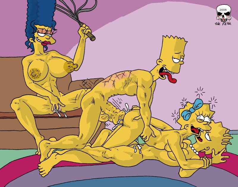 порно фото про симпсонов