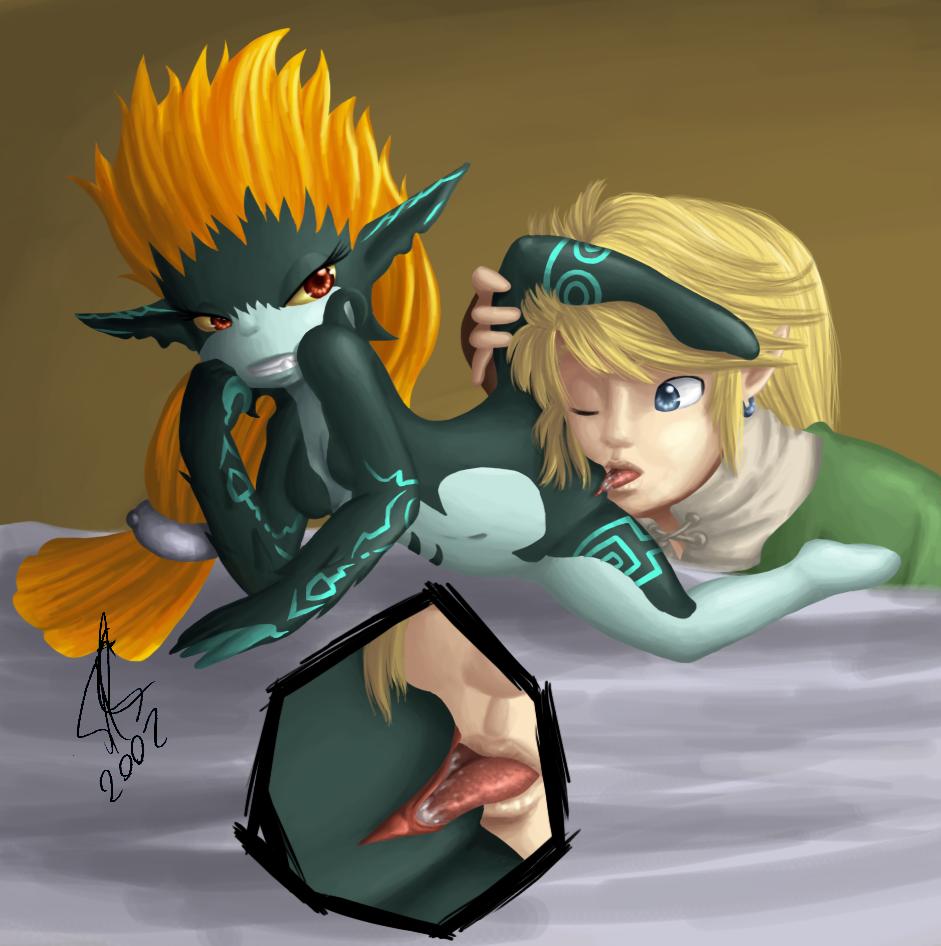 Nintendo princess futanari
