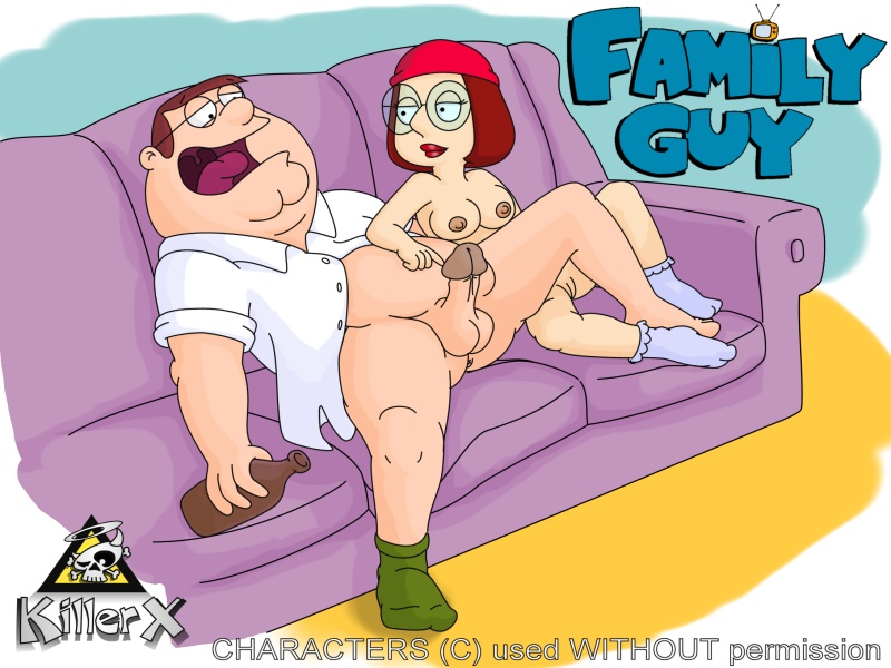 Family guy meg and peter porn