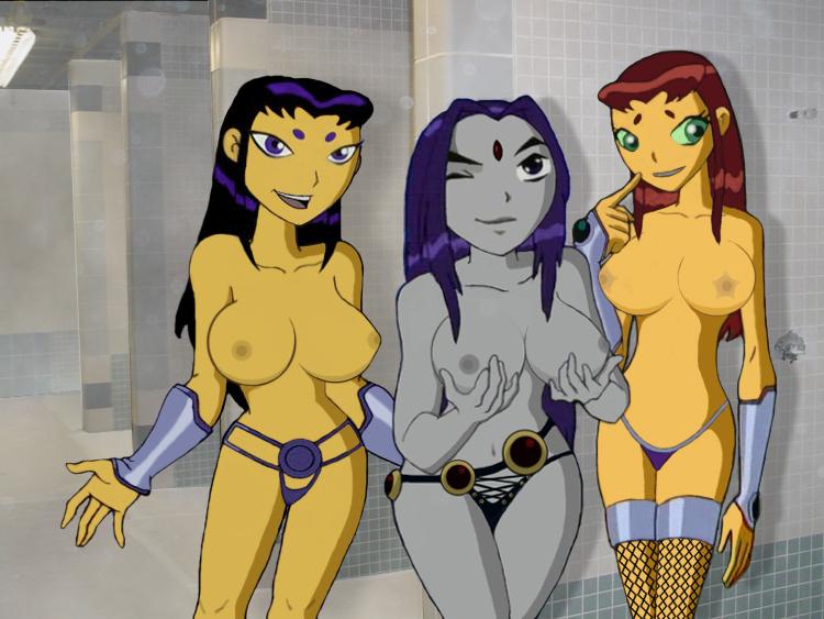 Teen Titans Go Figure