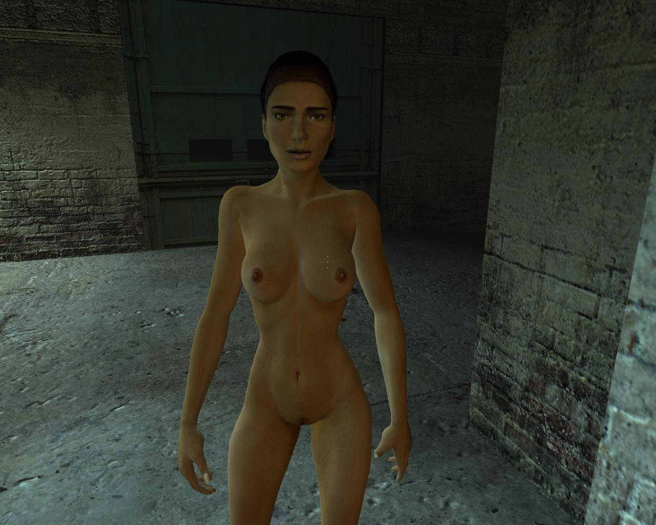 Garrys mod alyx nude