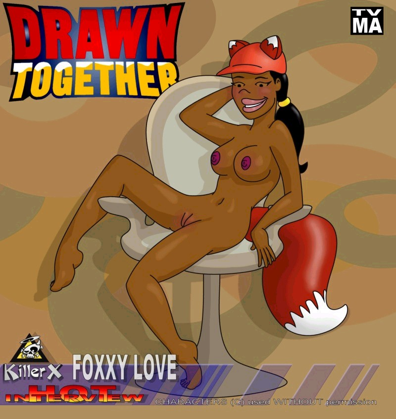 Drawn Together Foxxy Love Nude Porn Archive