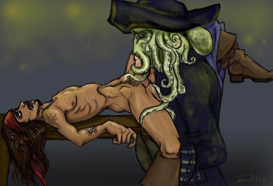 Порно Геи Пираты Карибского Моря