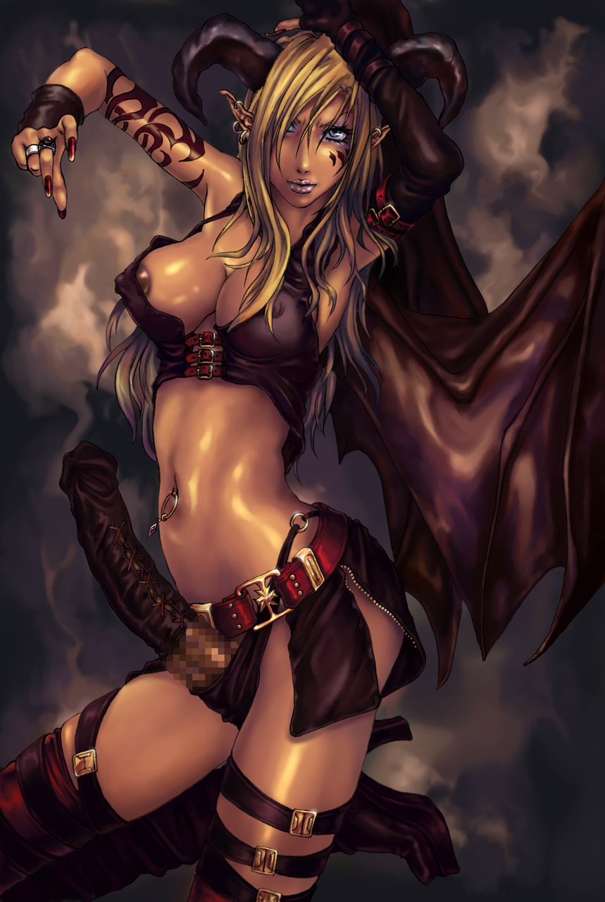 Demon girl sexy sex fun wemen