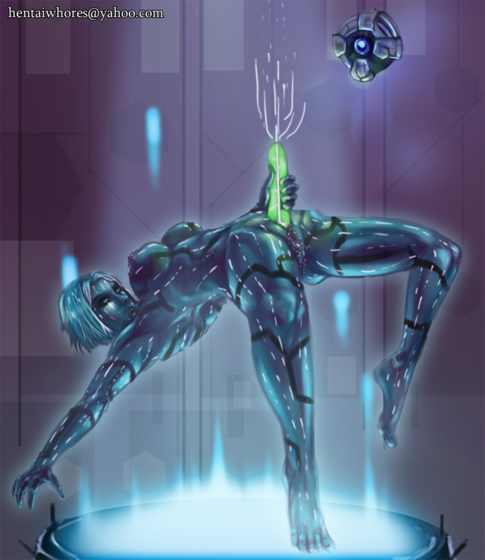 Halo 4 cortana covered in cum exposed videos