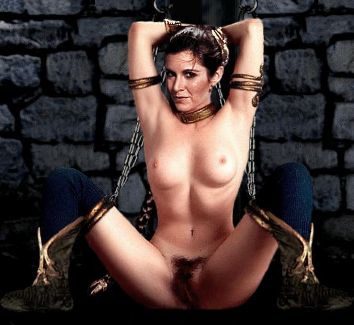 Leia nackt Princess
