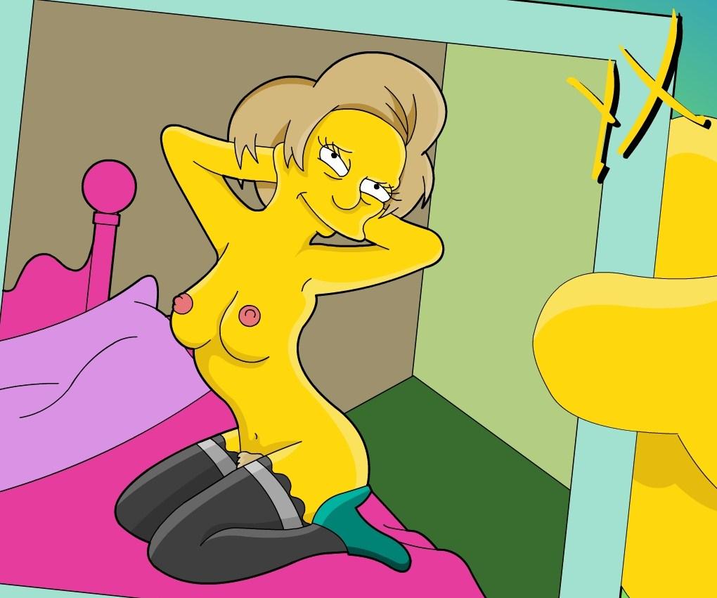 Chanel model naked