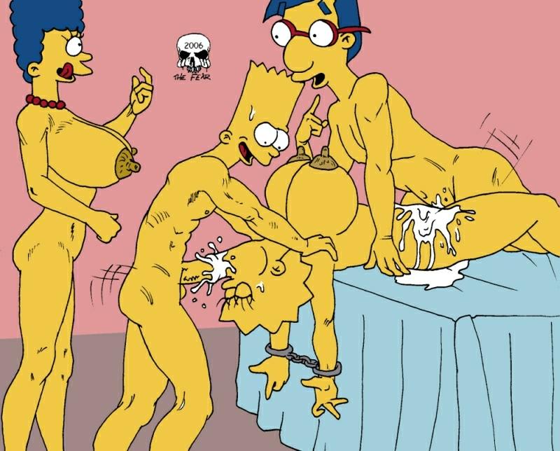Порно Барт С Мамой