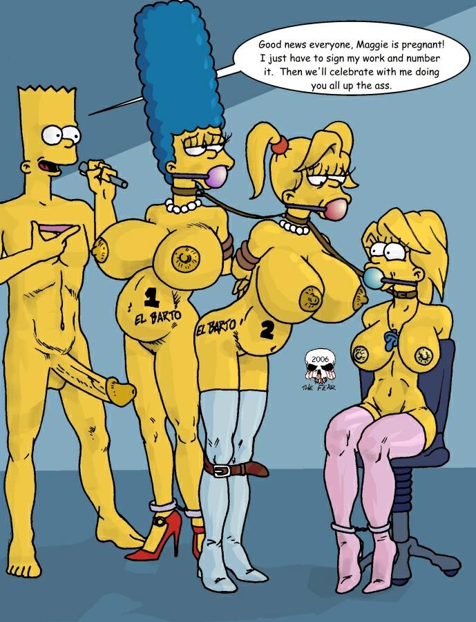 Порно симпсоны феар 43301 фотография