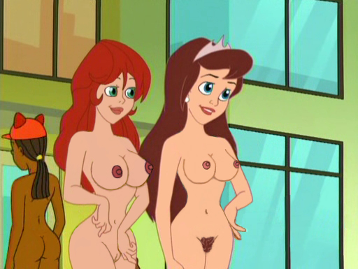 Drawn together clara naked cartoon porn — 8