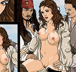 Pirates of the caribbean nude skins