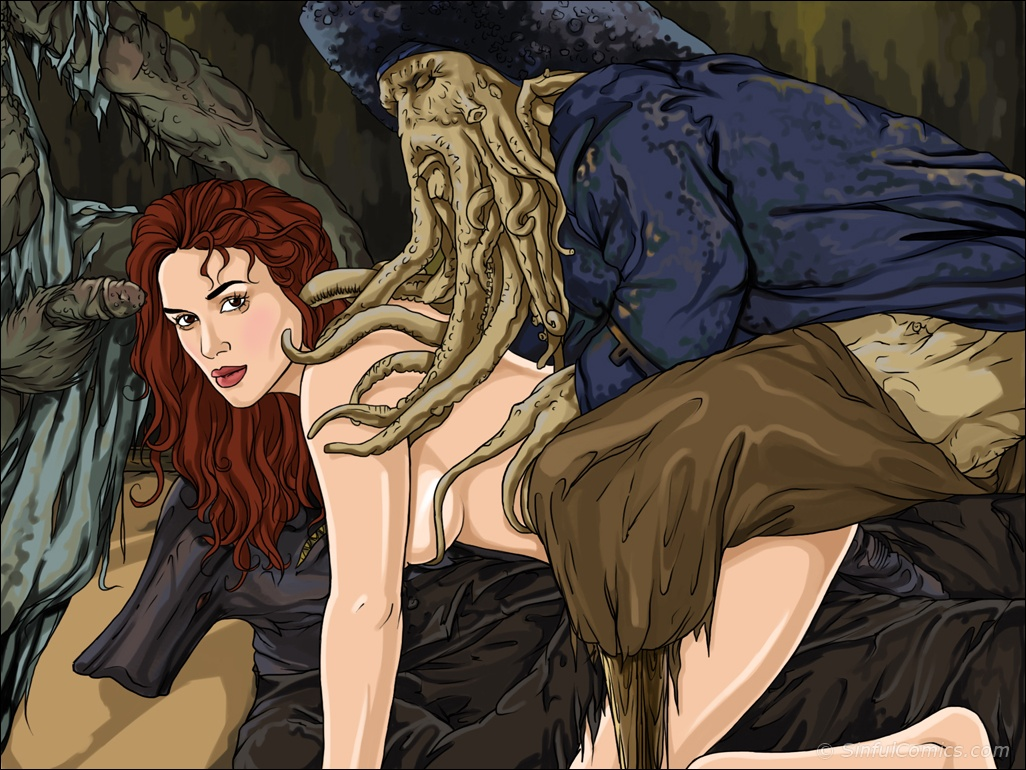 Pirates of caribbean porn cartoons sexy image