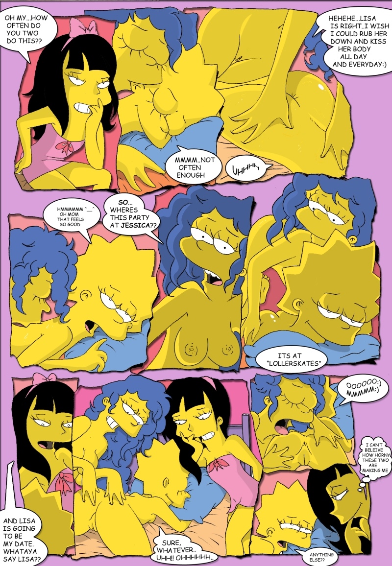 Секс комикс симпсон 19 фотография