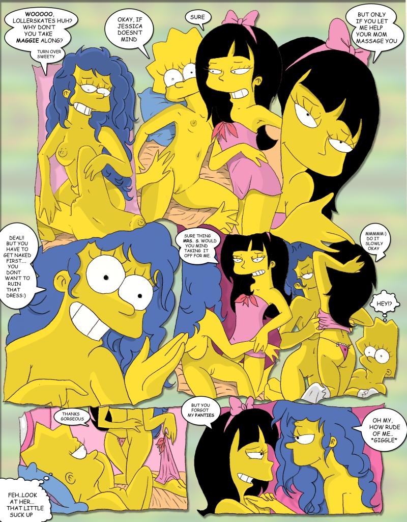 Симпсоны xxx pics 24 фотография
