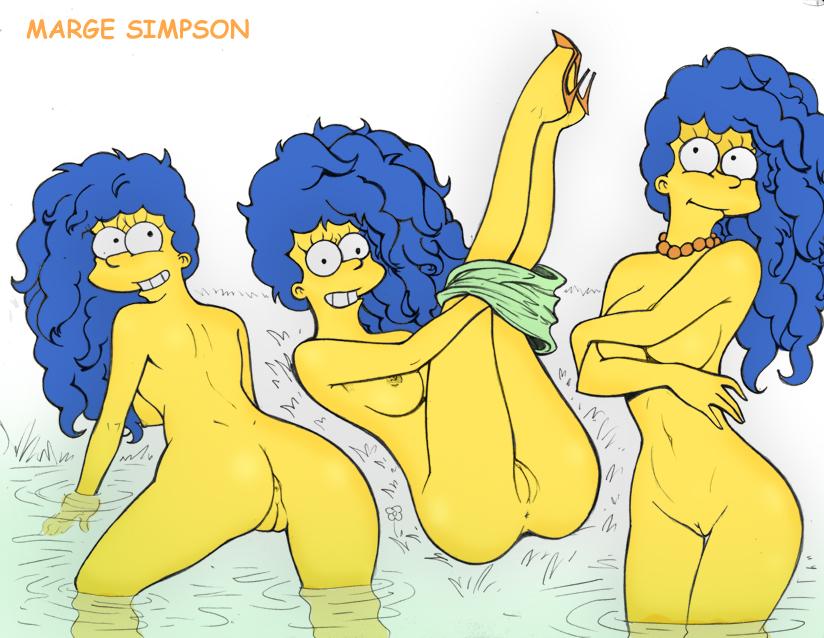 Симпсоны мардж голая картинки