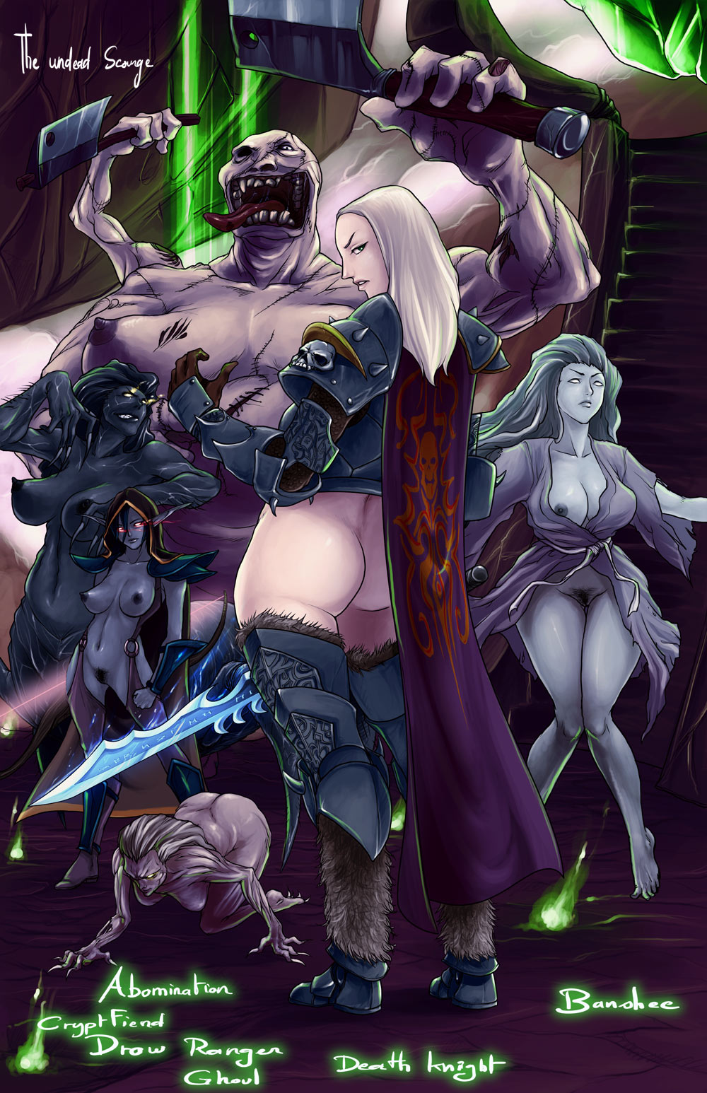 Death knight sex video porn thumbs