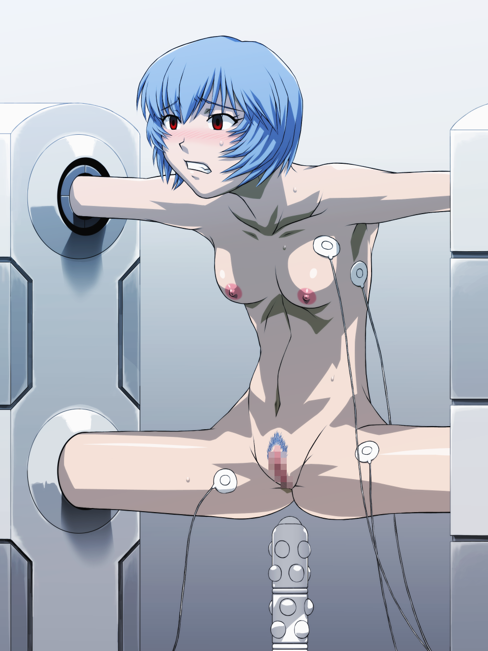 Machine hentai xxx erotic clip