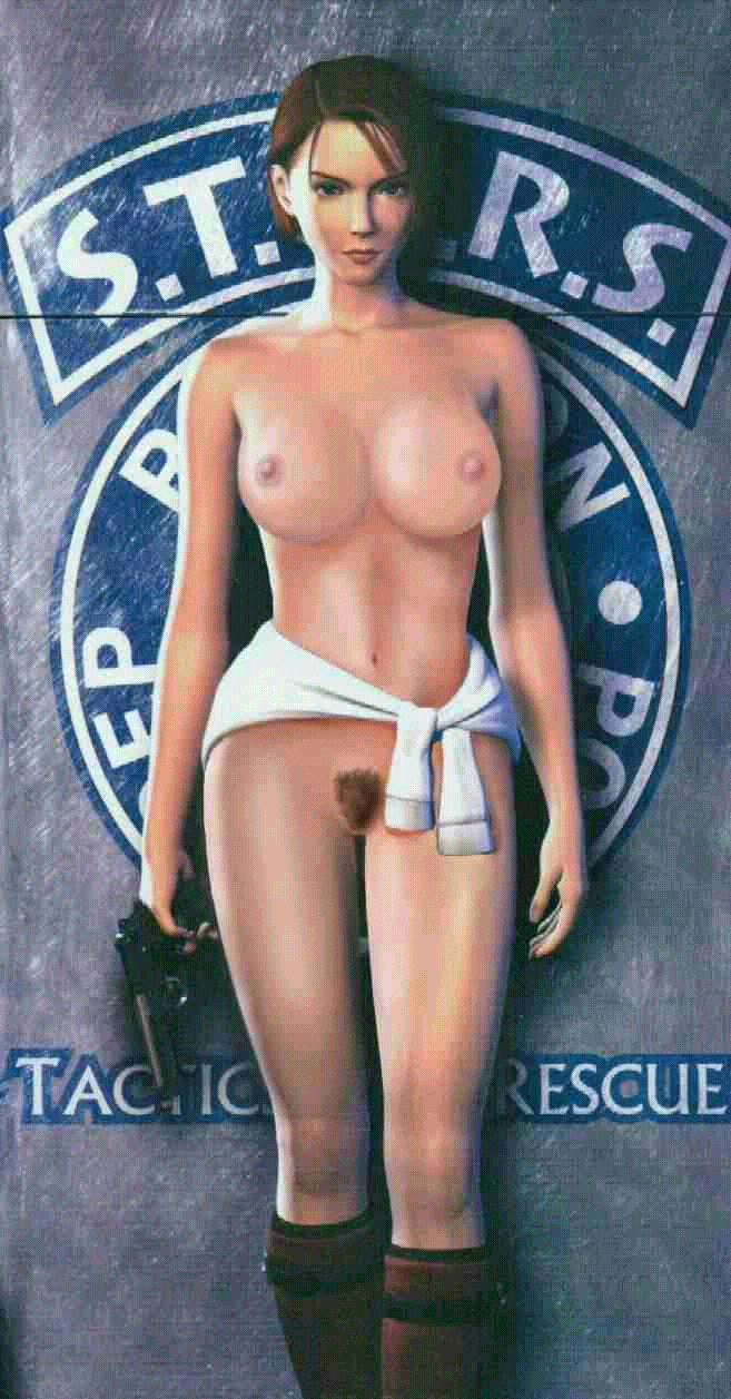 Jill valentine new nude free pics erotic video