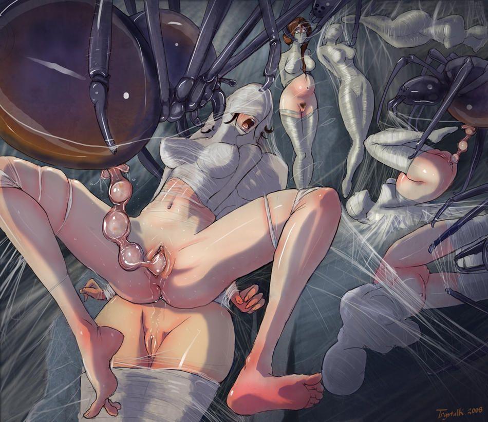 Порно бдсм аниме с монстрами