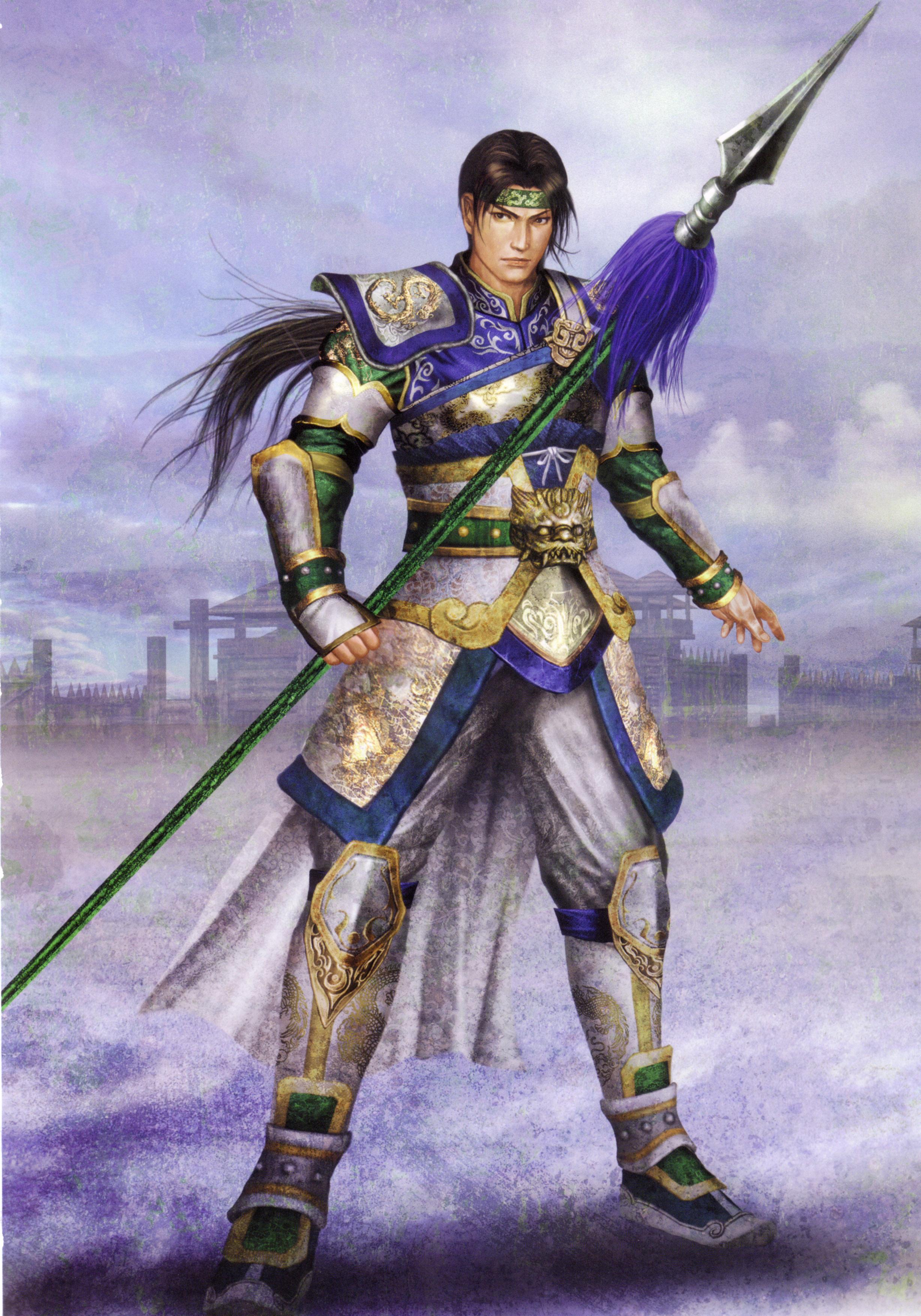 Азиатские воины картинки