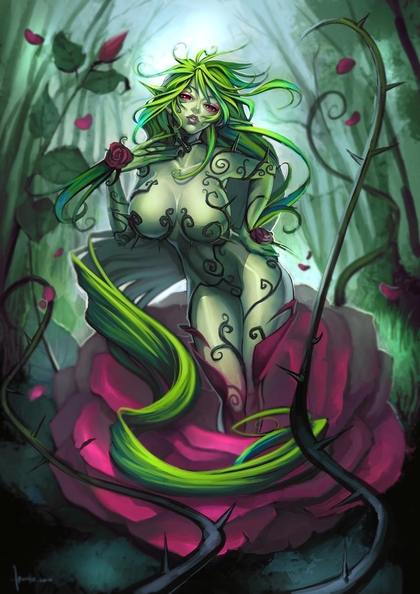 Monster girl nue sex bad girl