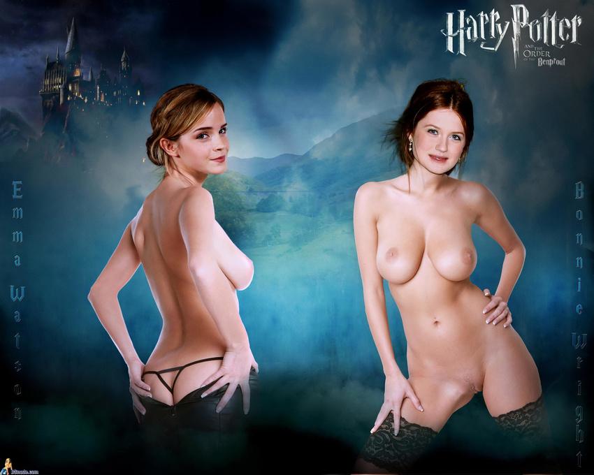 Фото голых актрис гарри поттера