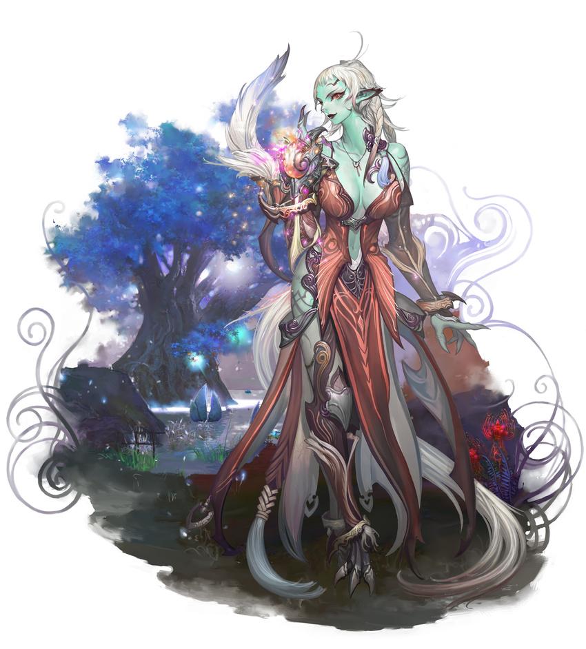 Elf monster girl nackt pics