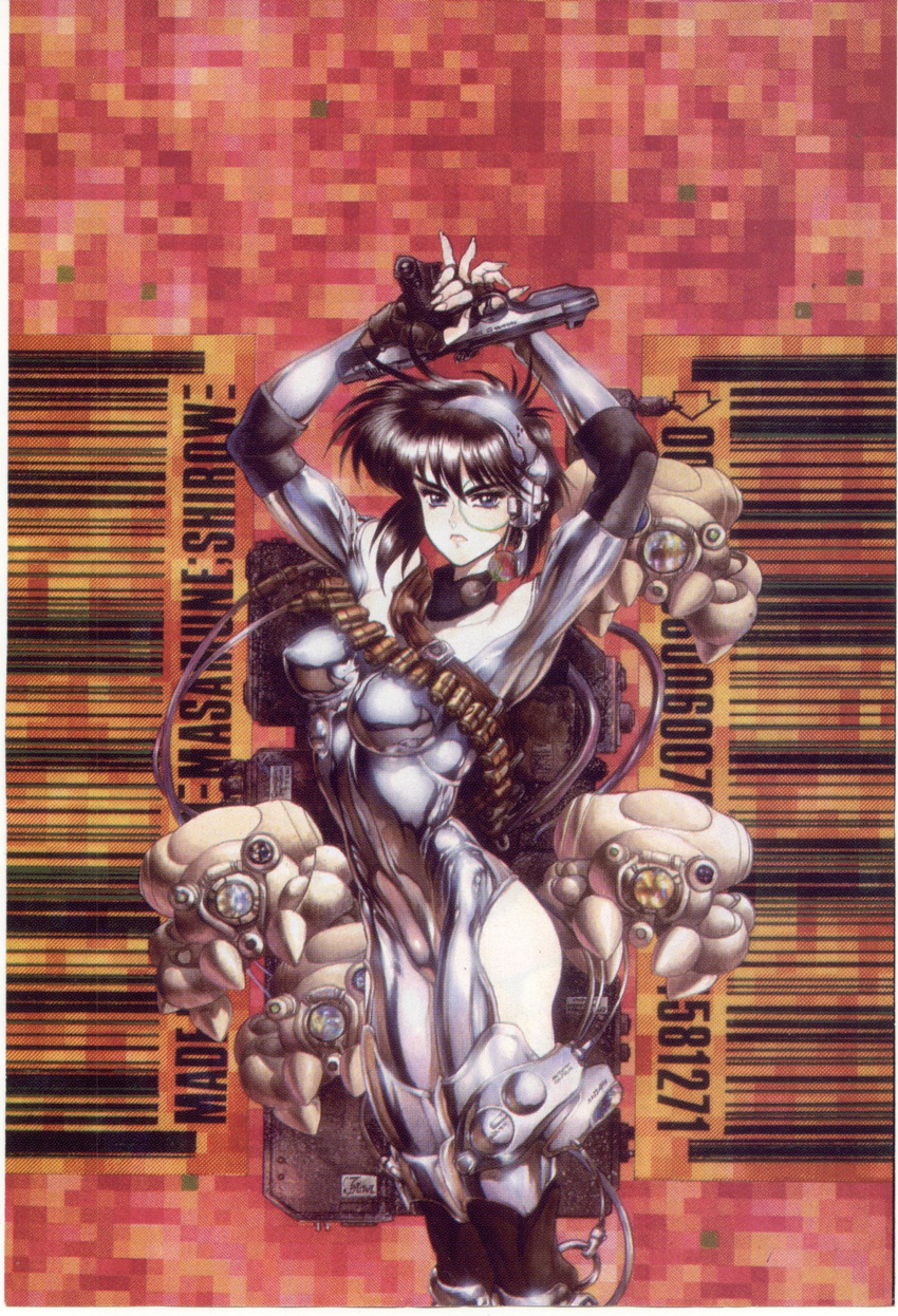 essay on shirows ghost in the shell Essay on shirow's ghost in the shell 877 words | 4 pages shirow's ghost in the shell the real beauty of mamoru oshii's adaptation of shirow's ghost in the shell lies in its attention to detail and the sheer cohesiveness of these details which collectively form complex ideas and plot.