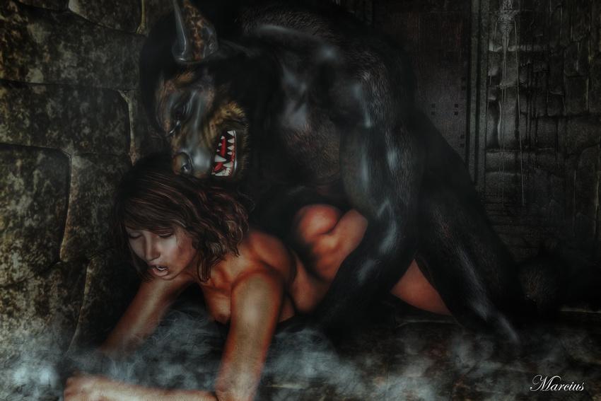 картинки секс оборотней