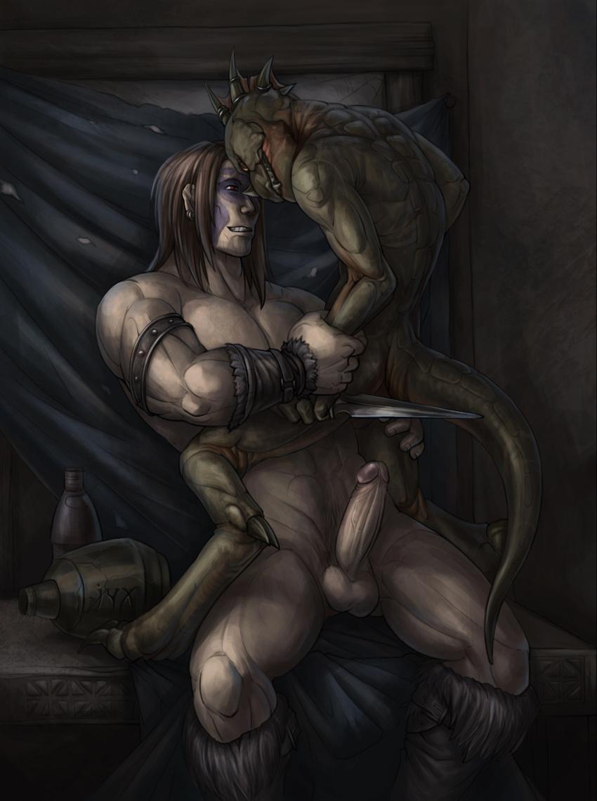 Oblivion nude female argonian video hentai picture