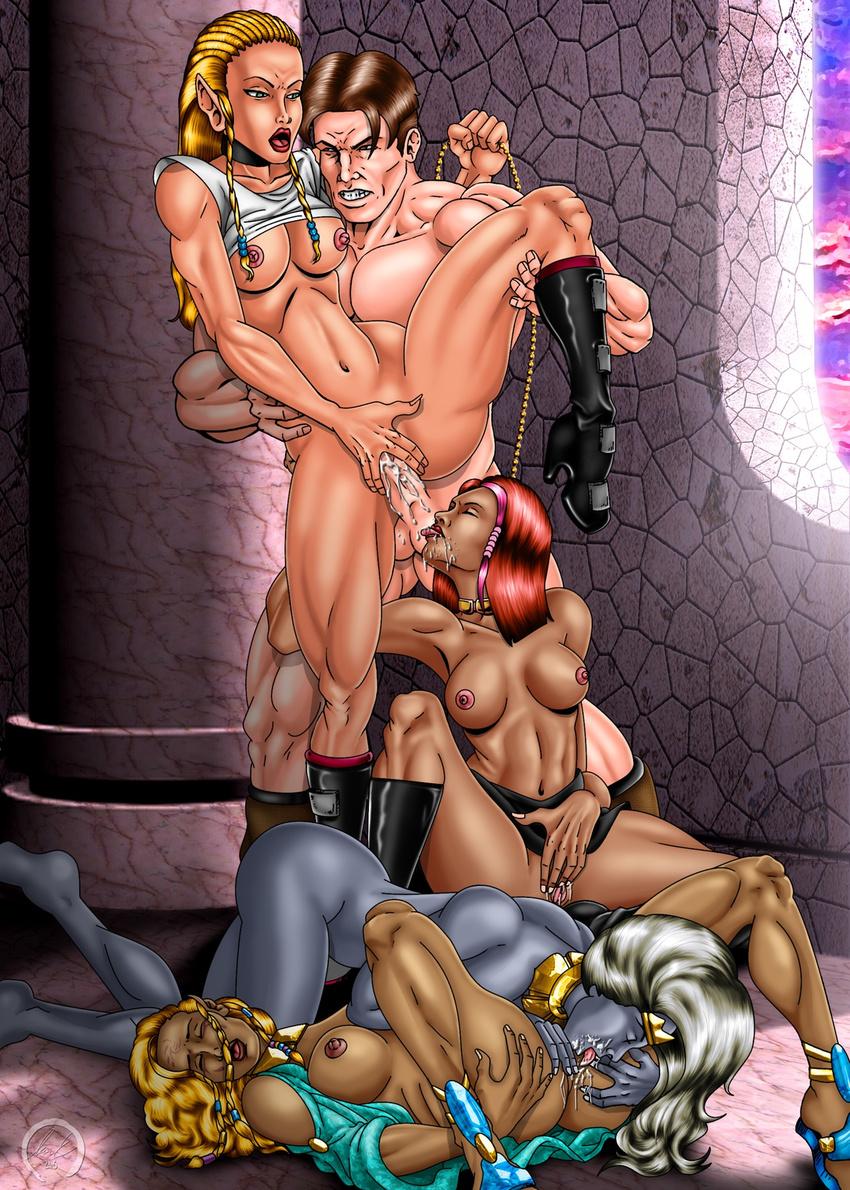 Dark elf female hot xxx nude galleries