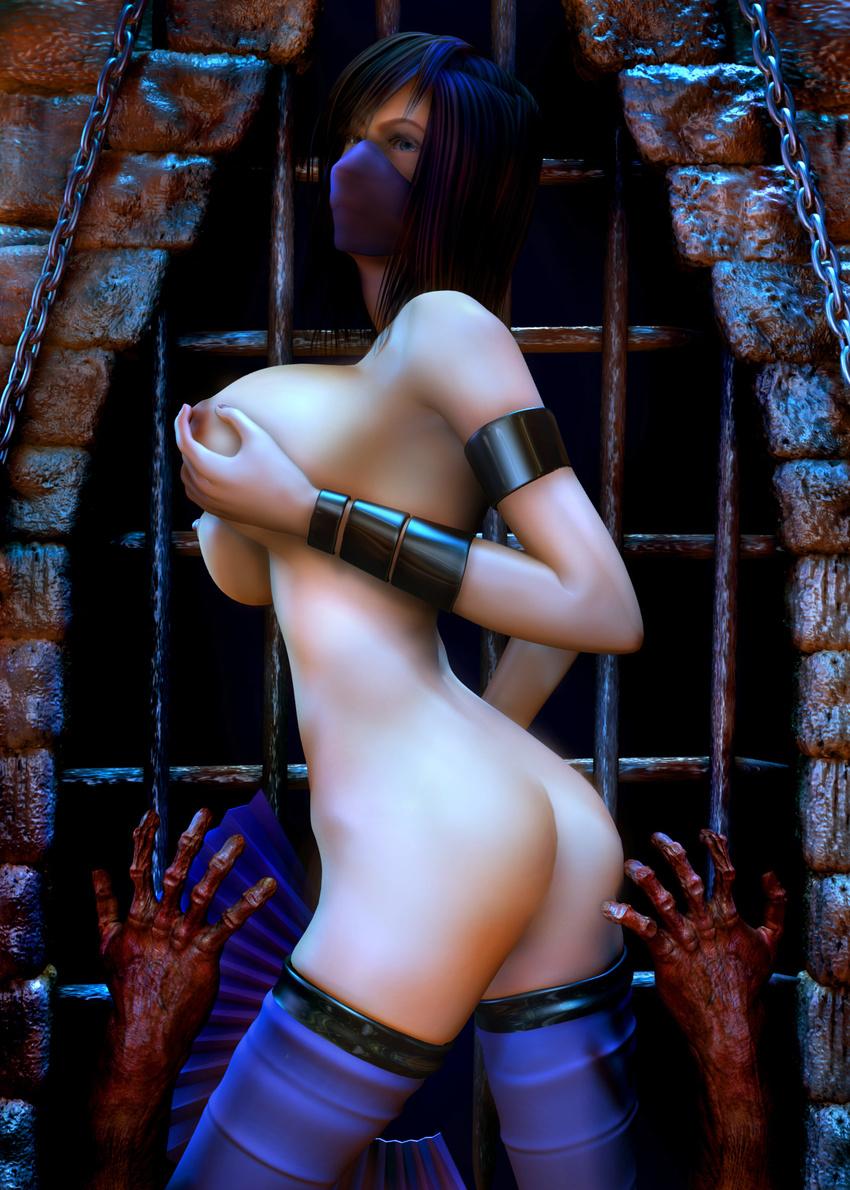 Sexy nude kitana fucking movie