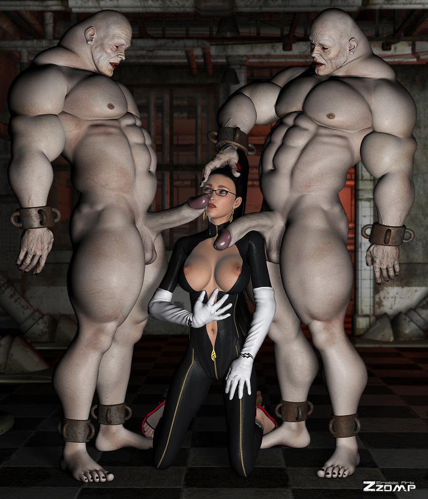 Bayonetta 3d sex xxx pics
